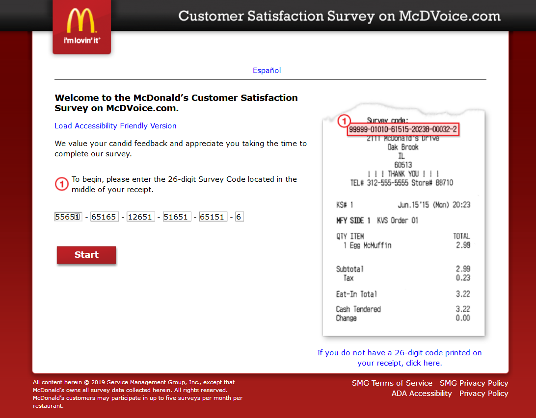 mcdvoice coupon